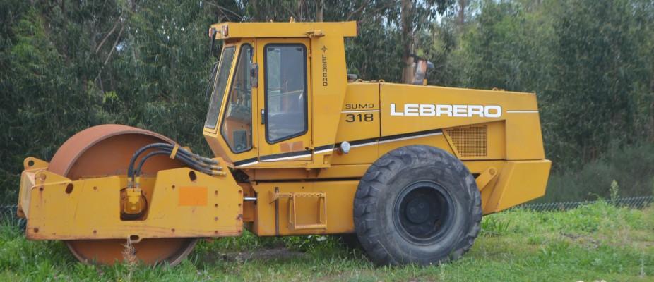 LEBRERO RAILY 318