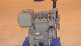 D-203-2 Electrico marino