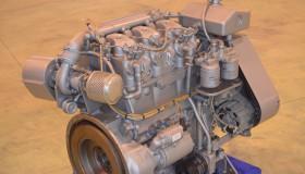 TD-203-3 Grupo 3000 rpm