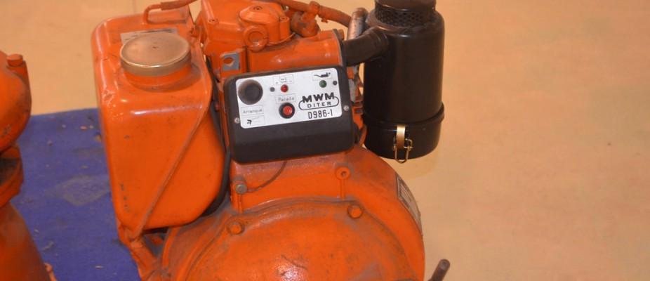 D-986-1 Electrico-3000 rpm-c/embrague