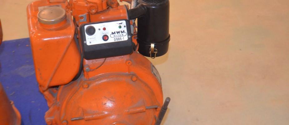 D-986-1 Caja cambios o bomba agua
