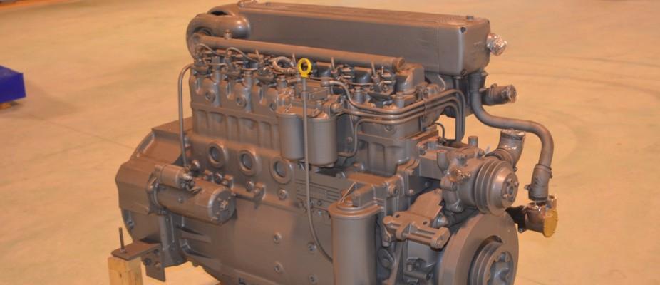 TBD  229 T6  147 CV A 2500 RPM