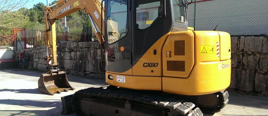 CASE CX80
